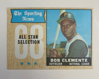 Roberto Clemente 1968 Topps #374 AS at PristineAuction.com