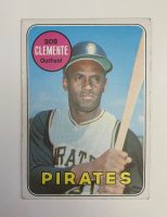 Roberto Clemente 1969 Topps #50 at PristineAuction.com