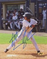Anthony Seigler Signed Yankees 8x10 Photo (MAB Hologram) at PristineAuction.com