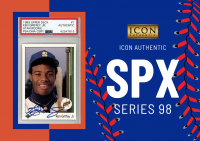 Icon Authentic SPX Series 98 Mystery Box 100+ Cards Per Box at PristineAuction.com