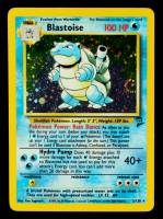 Blastoise 2000 Pokemon Base Unlimited #2 HOLO at PristineAuction.com