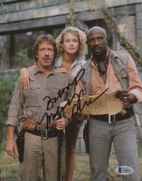 """Melody Anderson Signed """"Firewalker"""" 8x10 Photo Inscribed """"Blessings"""" (Beckett COA) at PristineAuction.com"""
