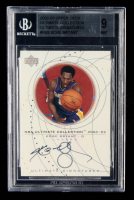 Kobe Bryant 2002-03 Ultimate Collection Signatures #KBS (BGS 9) at PristineAuction.com