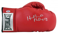 Evander Holyfield Signed Everlast Boxing Glove (PSA COA) at PristineAuction.com