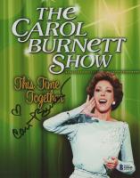 "Carol Burnett Signed ""The Carol Burnett Show"" 8x10 Photo (Beckett COA) at PristineAuction.com"