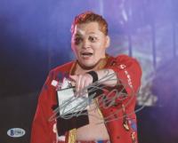 Toru Yano Signed NJPW 8x10 Photo (Beckett COA) at PristineAuction.com