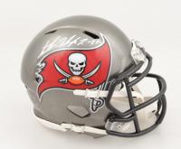 Antoine Winfield Jr. Signed Buccaneers Speed Mini Helmet (JSA COA) at PristineAuction.com