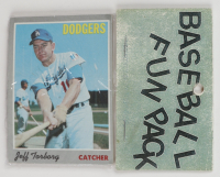 1970 Topps Baseball Card Fun Pack with (10) Cards (See Description) at PristineAuction.com