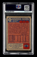 Warren Moon Signed 1985 Topps #251 RC (PSA Encapsulated) at PristineAuction.com