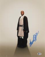 "Samuel L. Jackson Signed ""Star Wars: The Phantom Menace"" 11x14 Photo (Beckett COA) (See Description) at PristineAuction.com"