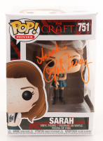 "Robin Tunney Signed ""The Craft"" #751 Sarah Funko Pop! Vinyl Figure Inscribed ""Sarah"" (Beckett COA) at PristineAuction.com"