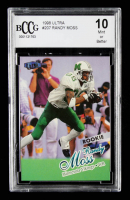 Randy Moss 1998 Ultra #207 RC (BCCG 10) at PristineAuction.com