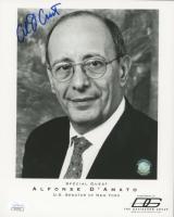 Al D'Amato Signed 8x10 Photo (JSA COA) (See Description) at PristineAuction.com