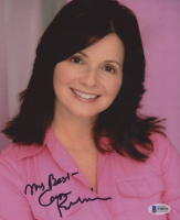"""Caryn Richman Signed 8x10 Photo Inscribed """"My Best"""" (Beckett COA) at PristineAuction.com"""