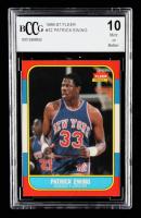 Patrick Ewing 1986-87 Fleer #32 (BCCG 10) at PristineAuction.com