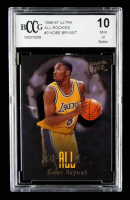 Kobe Bryant 1996-97 Ultra All-Rookies #3 (BCCG 10) at PristineAuction.com