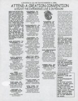 "Adrienne Wilkinson Signed ""Creation Entertainment"" Sci-Fi Convention 9x11 Print (JSA COA) (See Description) at PristineAuction.com"