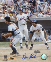Don Hahn Signed Mets 8x10 Photo (MAB Hologram) at PristineAuction.com