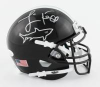 """Jamie Foxx Signed """"Any Given Sunday"""" Sharks Mini Helmet (JSA COA) at PristineAuction.com"""