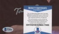 Tom McEvoy Signed 8x10 Photo (Beckett COA) at PristineAuction.com