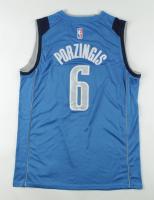 Kristaps Porzingis Signed Mavericks Jersey (PSA Hologram) (See Description) at PristineAuction.com
