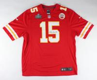 Patrick Mahomes Signed Chiefs Super Bowl LIV Jersey (Beckett Hologram) (See Description) at PristineAuction.com