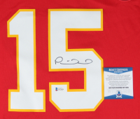 Patrick Mahomes Signed Chiefs Super Bowl LIV Jersey (Beckett COA) at PristineAuction.com