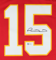 Patrick Mahomes Signed Chiefs Super Bowl LIV Jersey (Beckett COA) (See Description) at PristineAuction.com