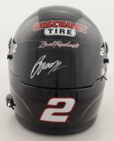 Brad Keselowski Signed NASCAR Discount Tire Full-Size Helmet (PA COA) (See Description) at PristineAuction.com