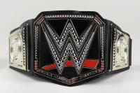 Kane Signed World Heavyweight Wrestling Champion Belt (JSA COA) at PristineAuction.com