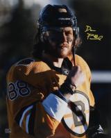 David Pastrnak Signed Bruins 16x20 Photo (YSMS COA) at PristineAuction.com