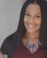 Aliyah Royale Signed 8x10 Photo (Beckett COA) at PristineAuction.com