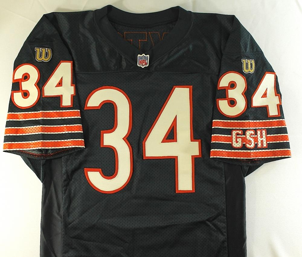 best website c7049 d47ef vintage walter payton jersey