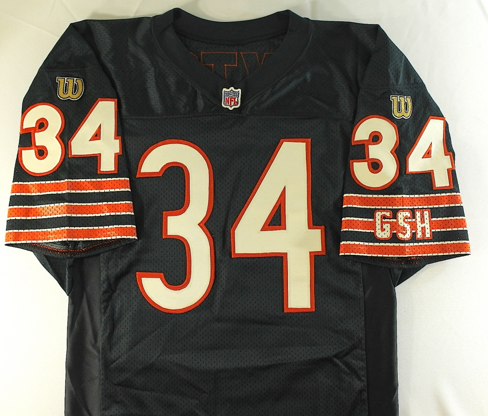 best website 37127 e9355 vintage walter payton jersey