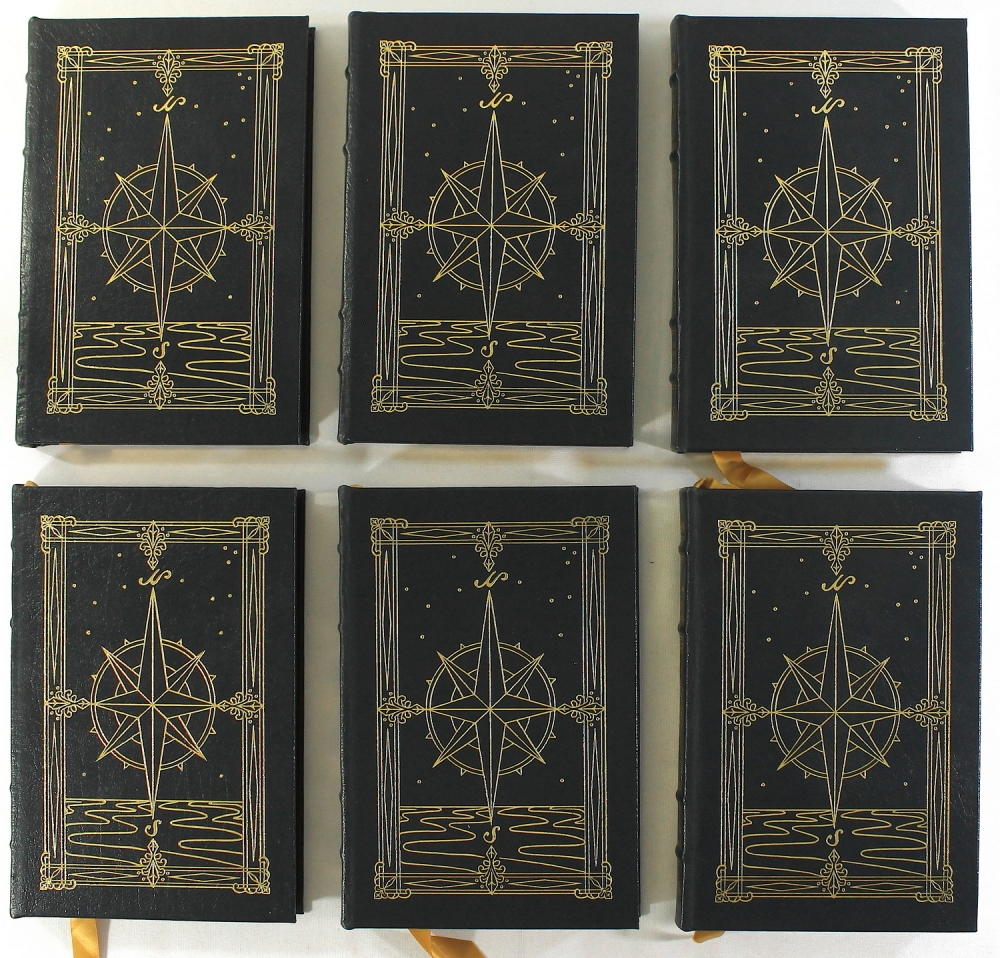 Easton Press  William BLAKE - LIBRARY OF GREAT POETRY (25 vol)