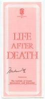 "Muhammad Ali Signed ""Life After Death"" Islamic Brochure (JSA ALOA) at PristineAuction.com"