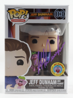 Jeff Dunham Signed #3 Jeff Dunham & Peanut Funko Pop! Vinyl Figure (JSA COA) at PristineAuction.com