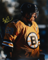 Brad Marchand Signed Bruins 16x20 Photo (YSMS COA) at PristineAuction.com