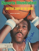 Bob McAdoo Signed Braves Sports Illustrated 8x10 Cover Cut (Palm Beach COA) (See Description) at PristineAuction.com