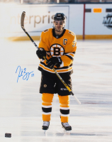 Patrice Bergeron Signed Bruins 16x20 Photo (YSMS COA) at PristineAuction.com