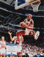 Dennis Rodman Signed Bulls 11x14 Photo (Beckett COA) at PristineAuction.com