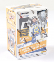 2020 Donruss NASCAR Blaster Box with (56) Cards at PristineAuction.com