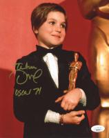 """Tatum O'Neal Signed 8x10 Photo Inscribed """"Oscar 74"""" (JSA COA) at PristineAuction.com"""
