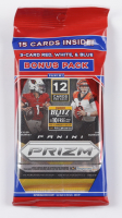 2020 Panini Prizm Draft Picks Football Value Pack with (15) Cards at PristineAuction.com