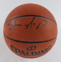 Shawn Kemp Signed NBA Game Ball Series Basketball (TriStar Hologram) (See Description) at PristineAuction.com