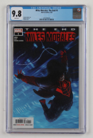 """2020 """"Miles Morales: The End"""" Issue #1 Marvel Comic Book (CGC 9.8) at PristineAuction.com"""