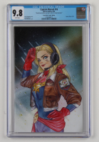 """2020 LE """"Captain Marvel"""" Issue #16 Marvel Comic Book (CGC 9.8) at PristineAuction.com"""