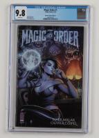"2020 ""Magic Order"" Issue #1 Image Comic Book (CGC 9.8) at PristineAuction.com"