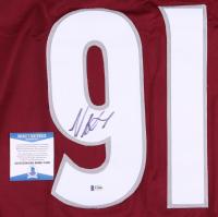 Nazem Kadri Signed Jersey (Beckett COA) at PristineAuction.com