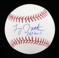 """Lenny Dykstra Signed OML Baseball Inscribed """"Nails"""" (JSA COA) at PristineAuction.com"""